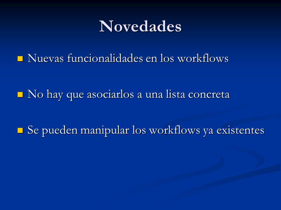 Demo Diferentes tipos de flujos de trabajo Diferentes tipos de flujos de trabajo