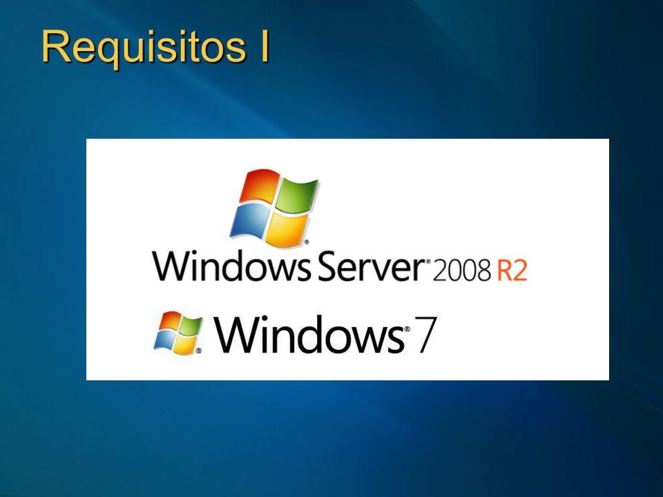 Requisitos II Active DirectoryActive Directory DirectAccess ServerDirectAccess Server DirectAccess ClientDirectAccess Client PKIPKI 2 IPs públicas consecutivas2 IPs públicas consecutivas