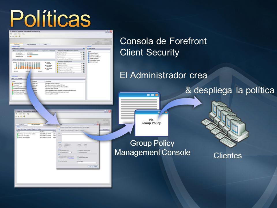 Actualización Rapida Forefront Security for Exchange Fabricantes de Motores Antivirus