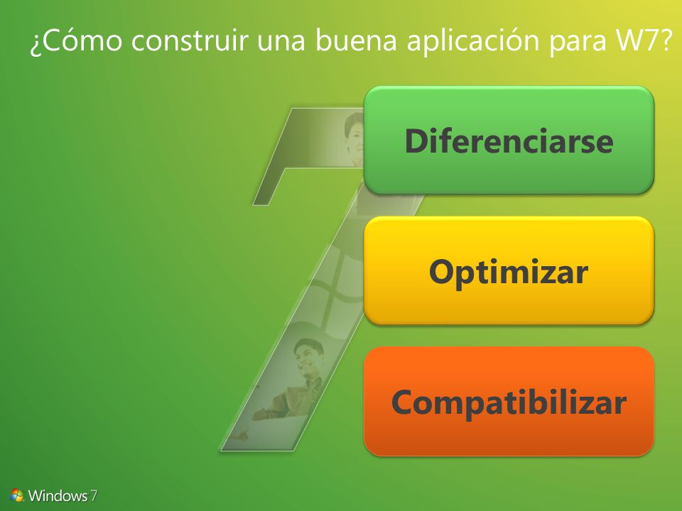 Diferenciarse Optimizar Compatibilizar