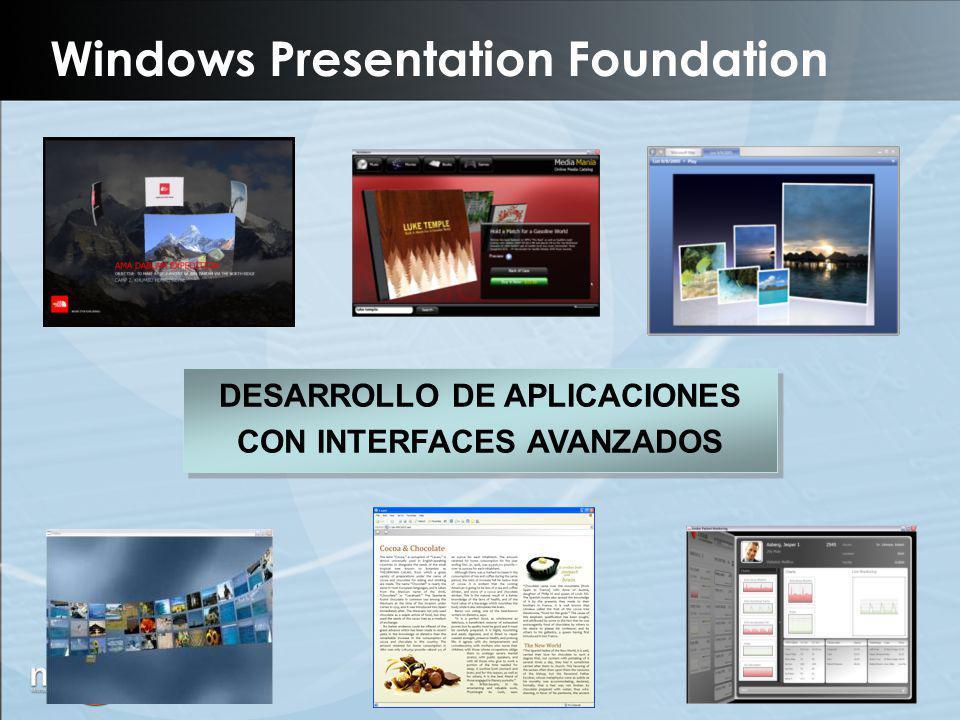 Identidad unificada CardSpace Subsistema de identidad integrado con Windows Construido sobre estándares WS-Security Sistema abierto –Independiente de la identidad –Ej.