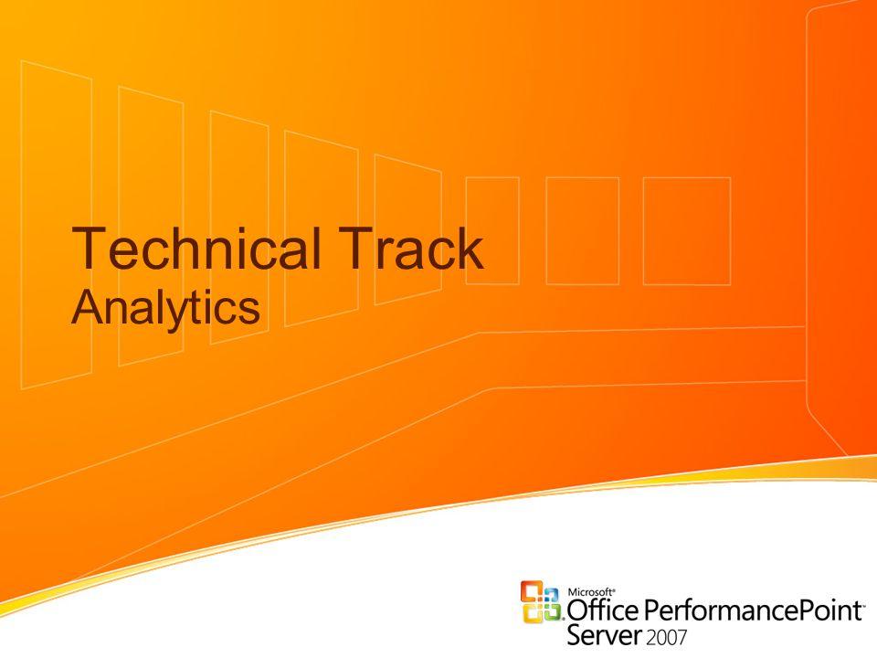 Technical Track Analytics