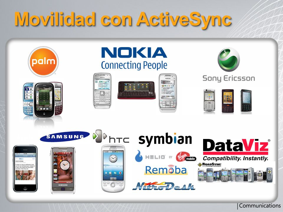 Movilidad con ActiveSync Apple