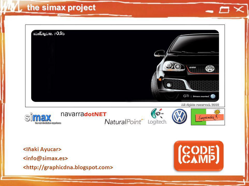 ¿Qué es el proyecto simax.