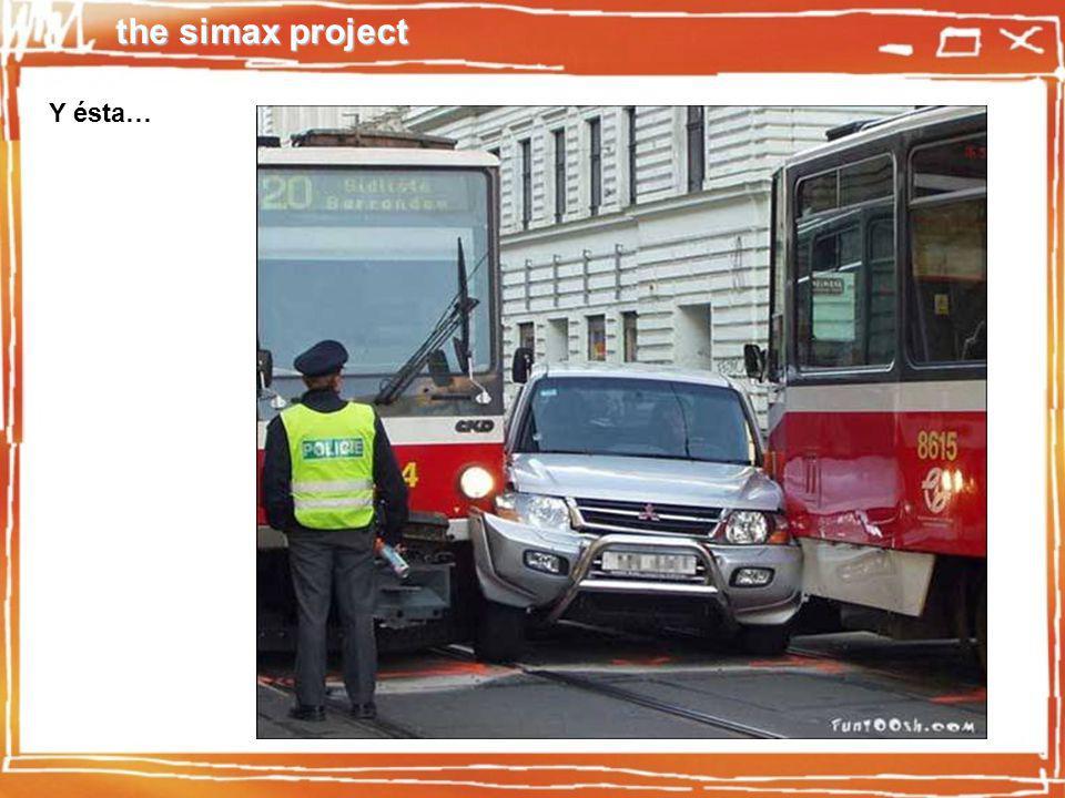 the simax project Todo tipo de vehículos - Tracción delantera, trasera, integral, turismos, monovolúmenes, deportivos, 4x4, … -