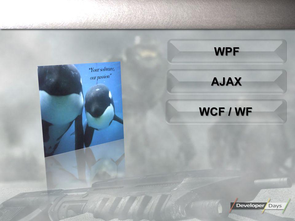 AJAXAJAX OfficeOffice WPFWPF