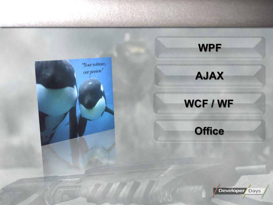 AJAXAJAX OfficeOffice WPFWPF ……
