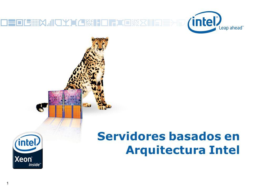11 Servidores basados en Arquitectura Intel