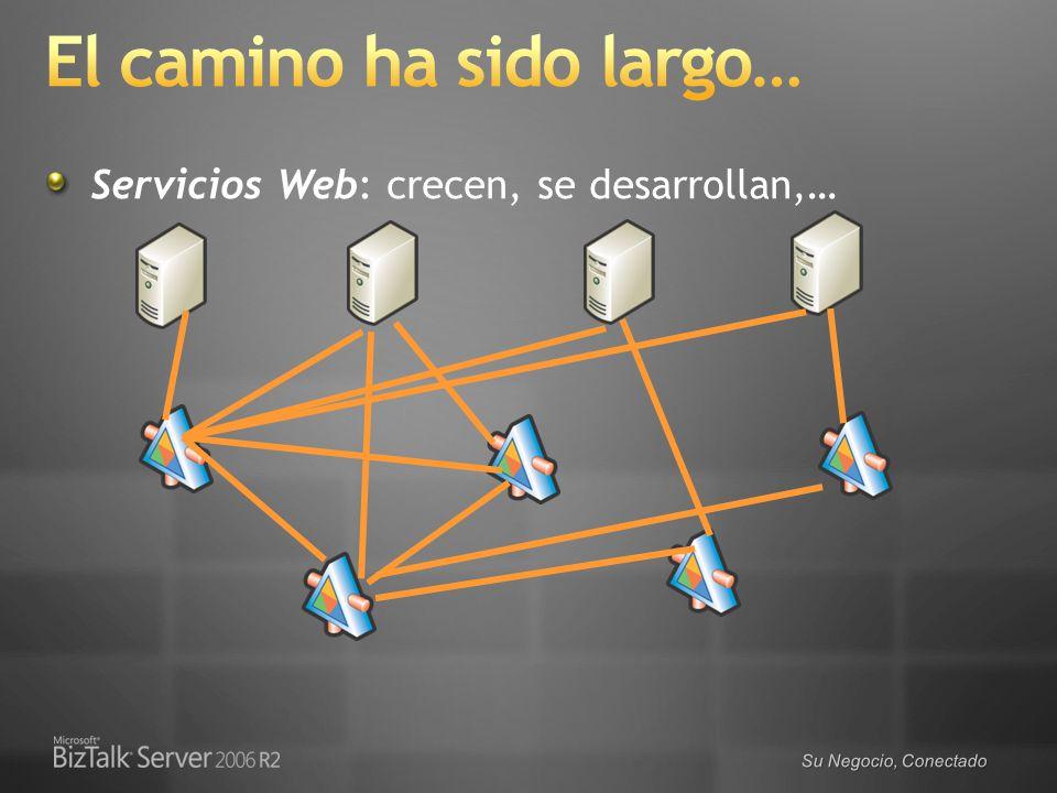 Su Negocio, Conectado Servicios Web: crecen, se desarrollan,…