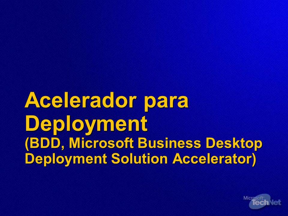 Fase: Prueba Instalar el paquete desde Windows XP Instalar el paquete desde Windows XP \\servername\OfficeShare\Setup.exe TRANSFORMS=\\servername\officeShare\FullOfficeXP.MST /QB