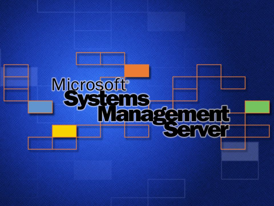 Systems Management Server 2003 Santiago Pastor Zaltor Soluciones Informáticas