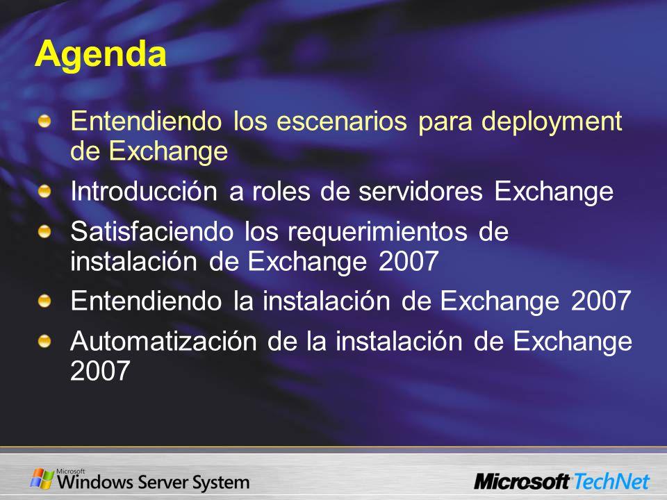 Poniéndolo todo junto Facilidad de uso Confiabilidad Totalmente integrado con PowerShell para provisionamiento