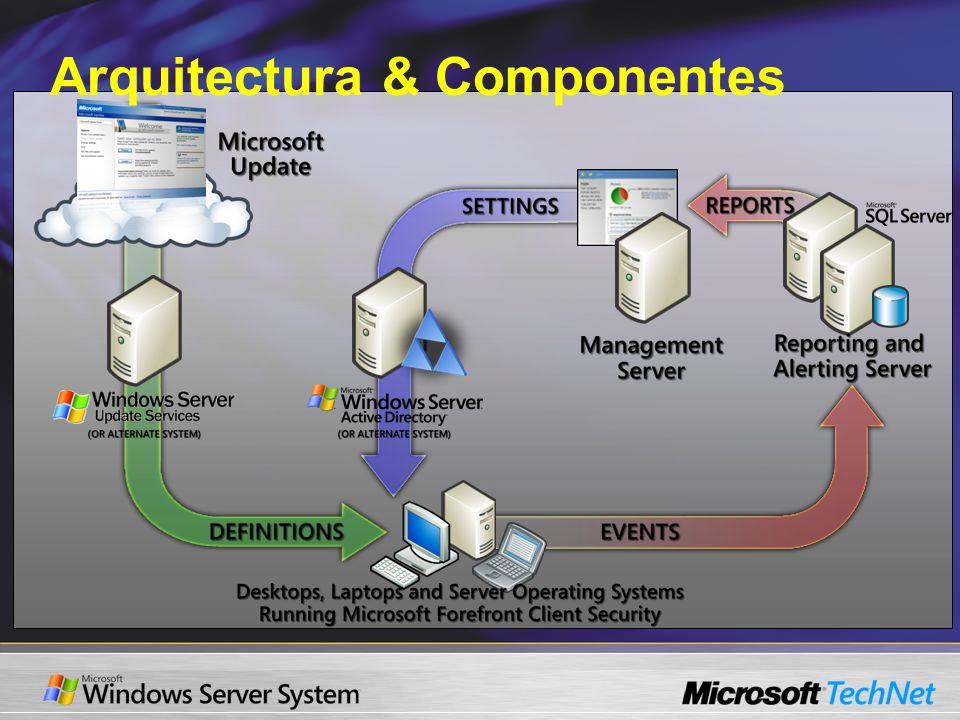Arquitectura & Componentes