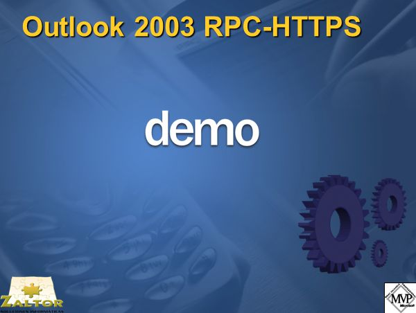 Outlook 2003 RPC-HTTPS