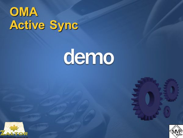 OMA Active Sync