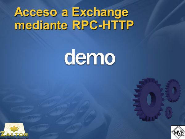 Acceso a Exchange mediante RPC-HTTP