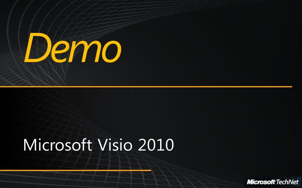 Características avanzadas de Microsoft Visio 2010