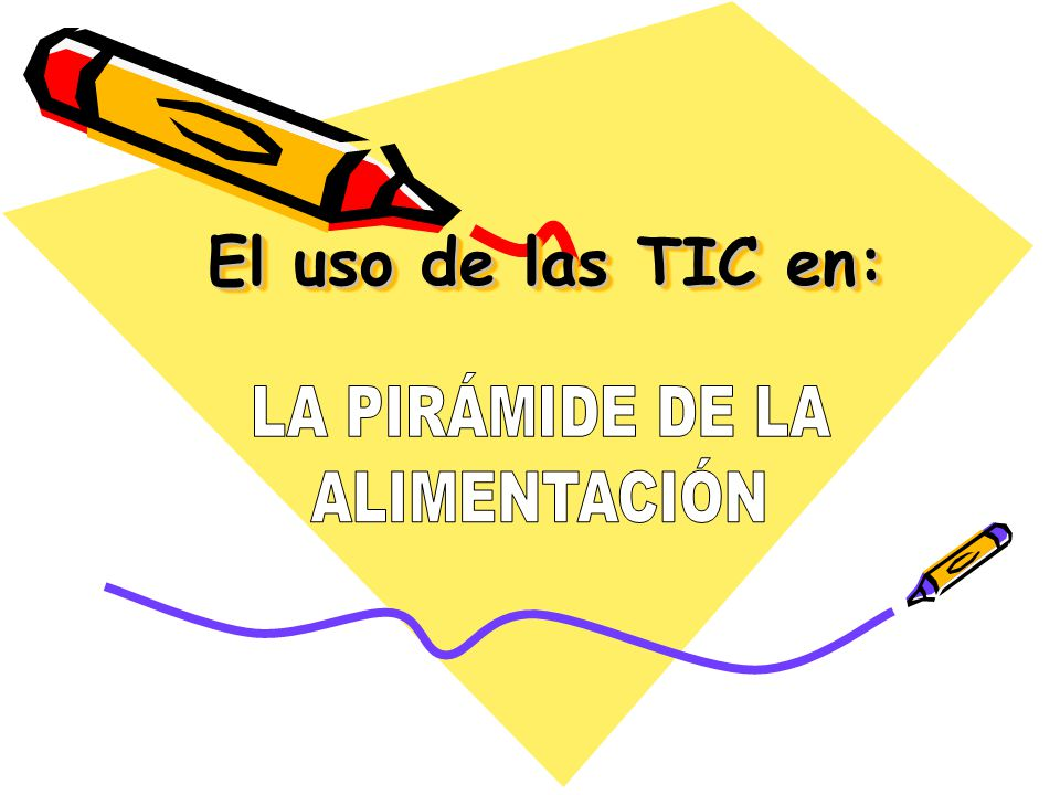 El uso de las TIC en: El uso de las TIC en: