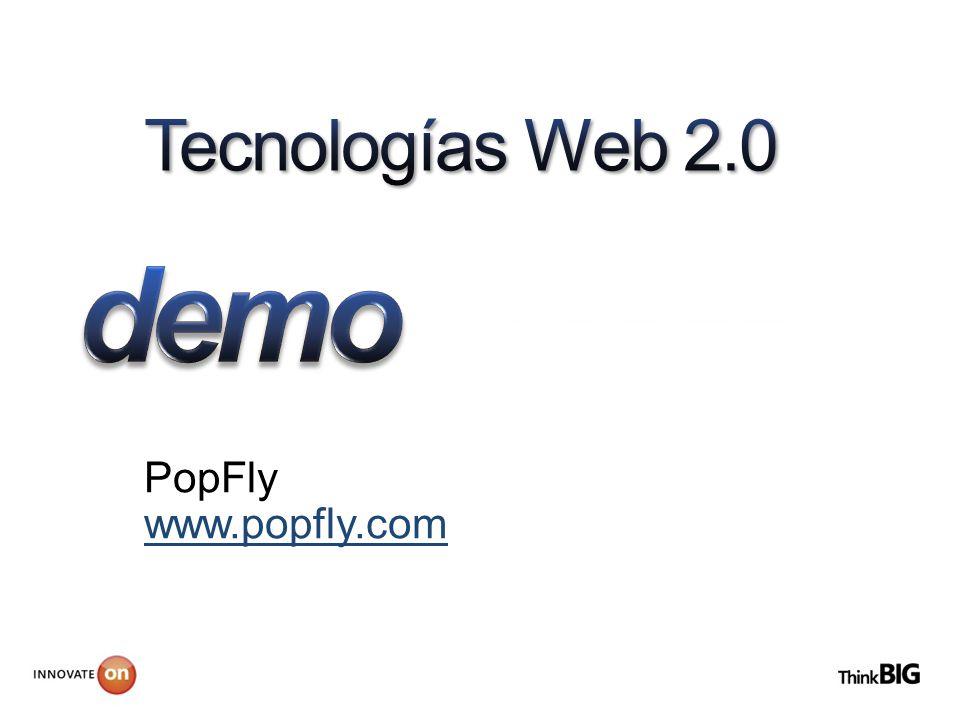 PopFly www.popfly.com