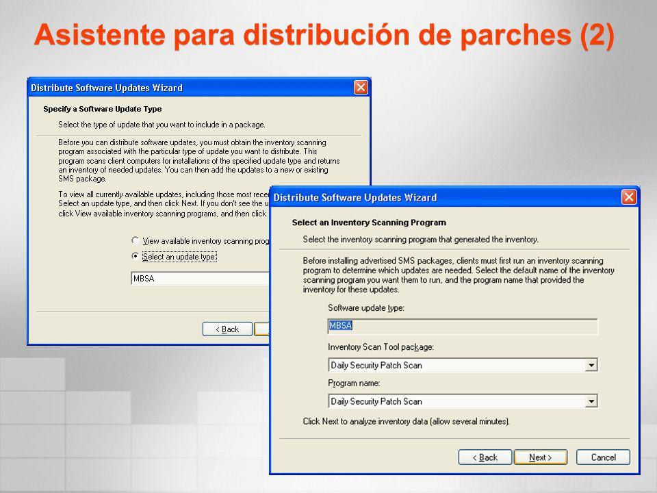 Asistente para distribución de parches (2)