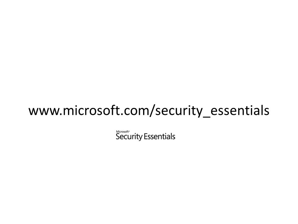 www.microsoft.com/security_essentials