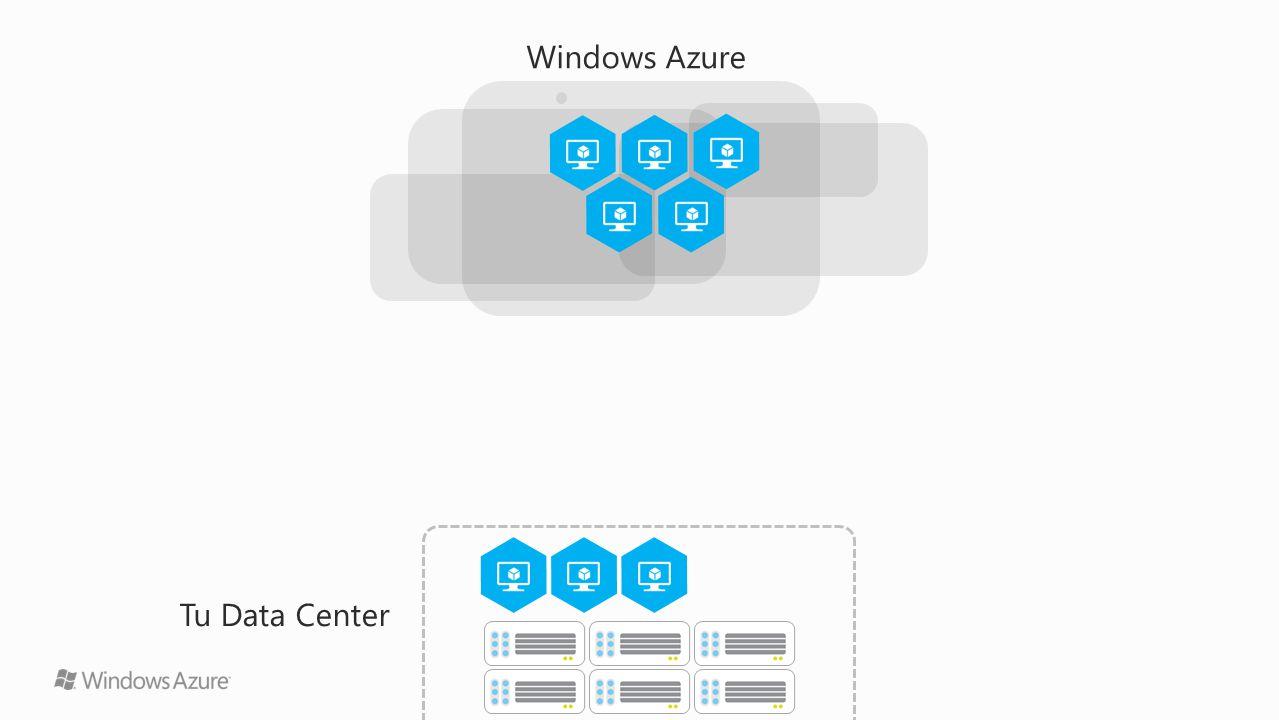 Windows Azure Tu Data Center