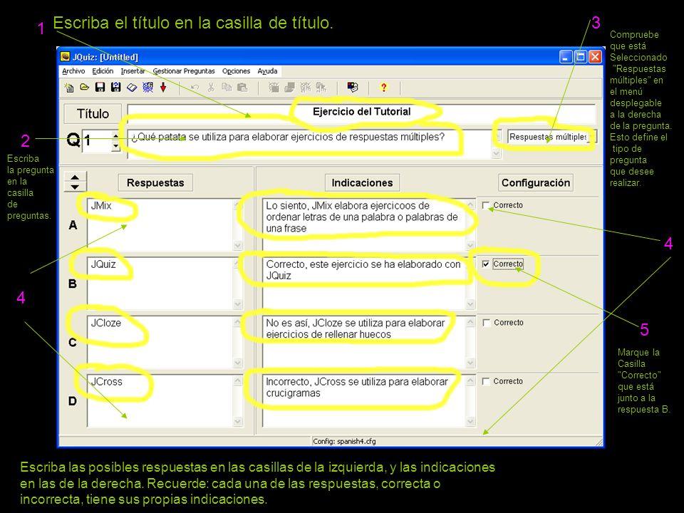 Configuración del formato de salida (preparación de las leyendas de los botones, instrucciones, y otras características de su página Web)