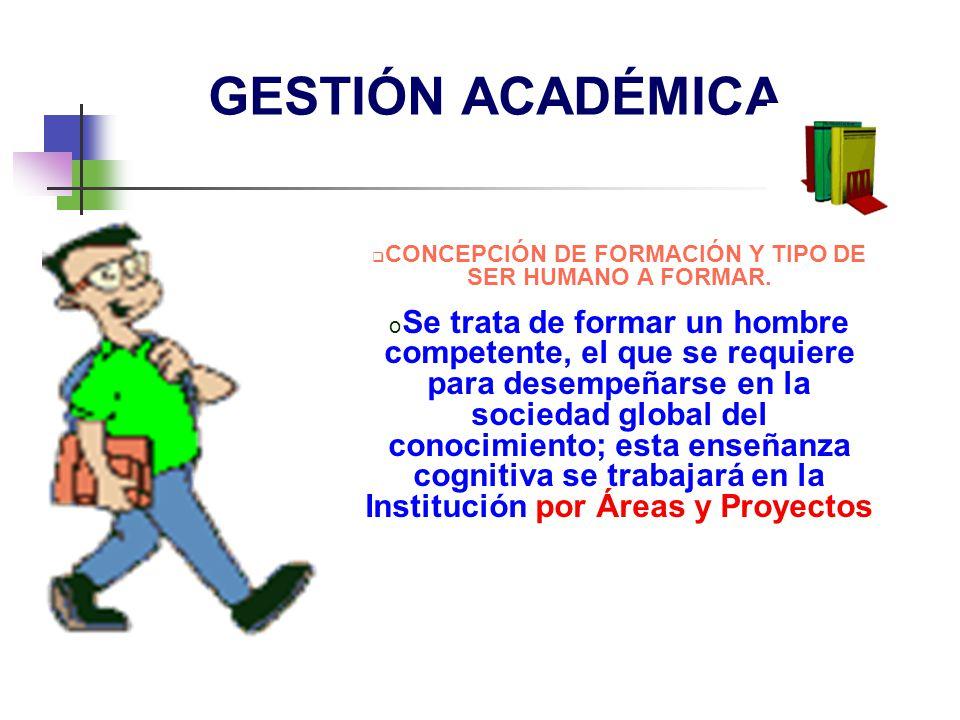 En la Institución Educativa Monseñor Francisco Cristóbal Toro, el tipo de ser humano a formar es un sujeto consciente de sí mismo, que se reconozca co