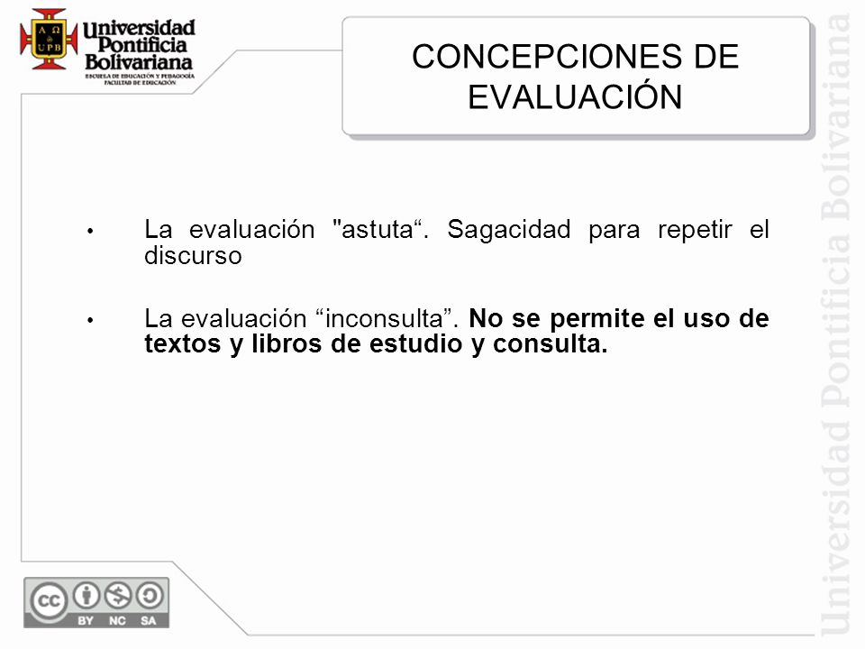 6.Es necesario evaluar los efectos observables como los no.