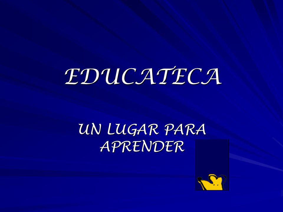 EDUCATECA UN LUGAR PARA APRENDER