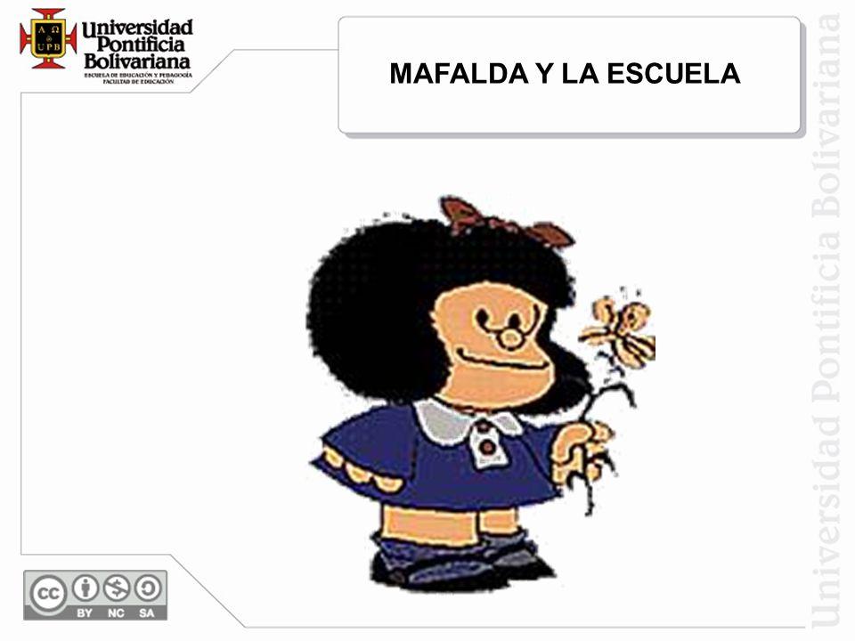 MAFALDA Y LA ESCUELA