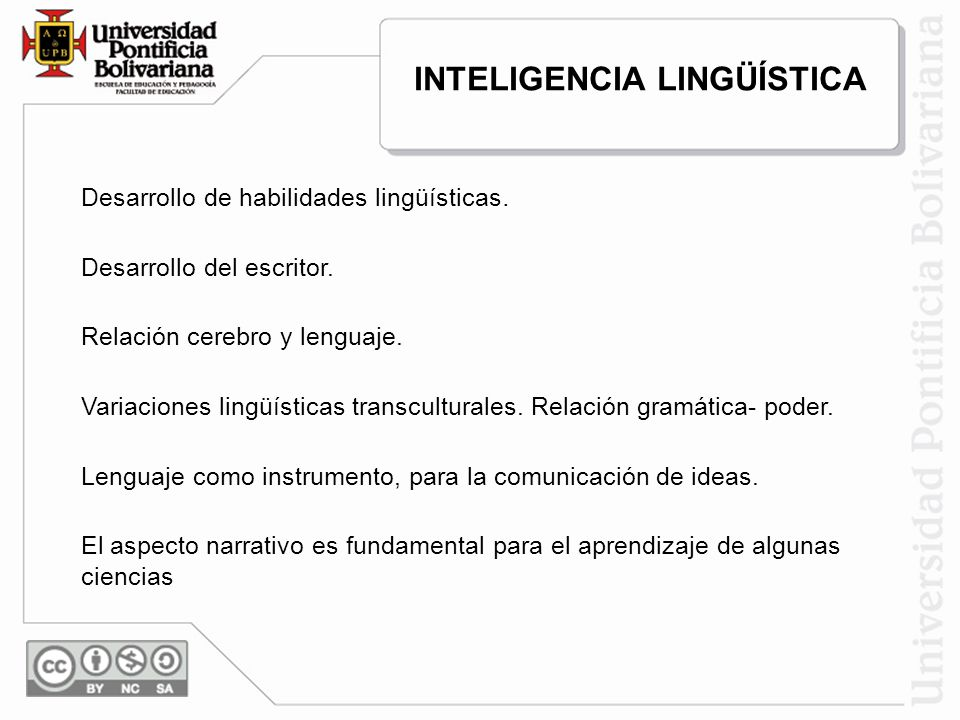 Desarrollo de habilidades lingüísticas. Desarrollo del escritor. Relación cerebro y lenguaje. Variaciones lingüísticas transculturales. Relación gramá