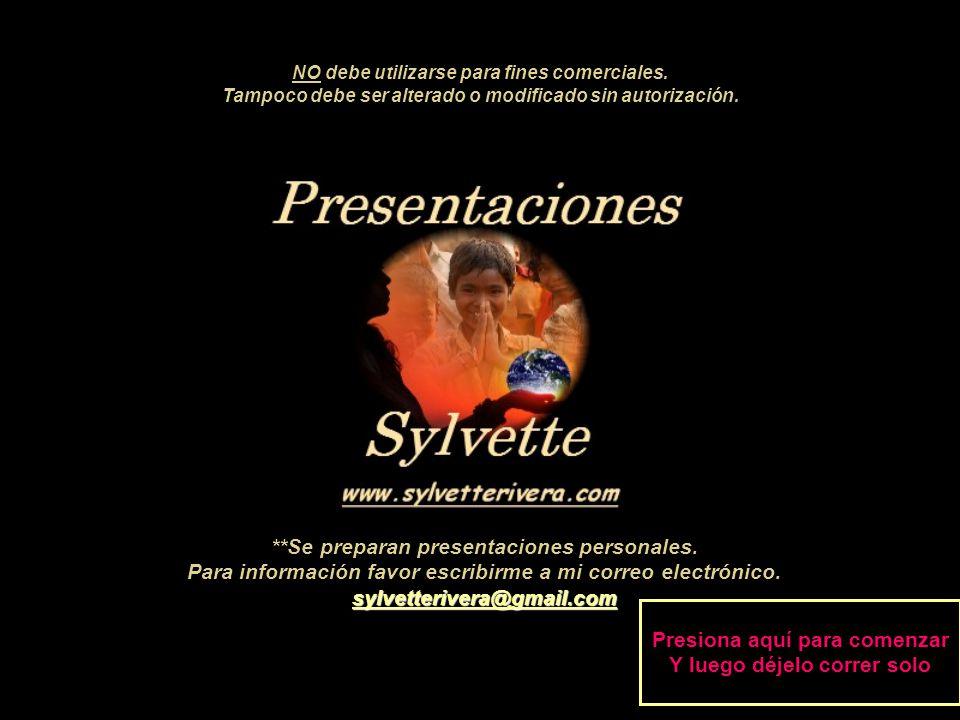**Se preparan presentaciones personales.Para información favor escribirme a mi correo electrónico.