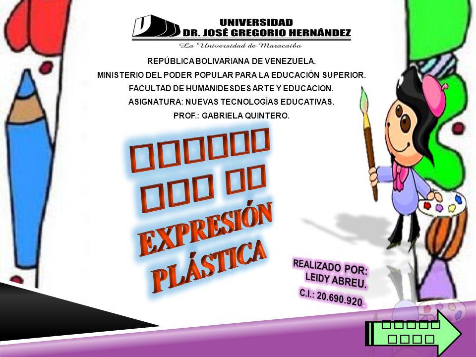 REPÚBLICA BOLIVARIANA DE VENEZUELA.MINISTERIO DEL PODER POPULAR PARA LA EDUCACIÓN SUPERIOR.