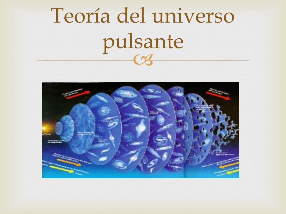 Teoría del universo pulsante