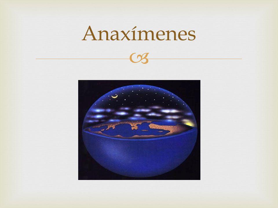 Anaxímenes