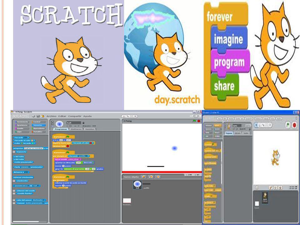 3.BIBLIOGRAFIA http://es.wikipedia.org/wiki/Scratch_(lenguaje_de_pro gramaci%C3%B3n) http://ingenieriasimple.com/scratch/ Este links fue utilizado para la programación en scratch, entorno y lenguaje.