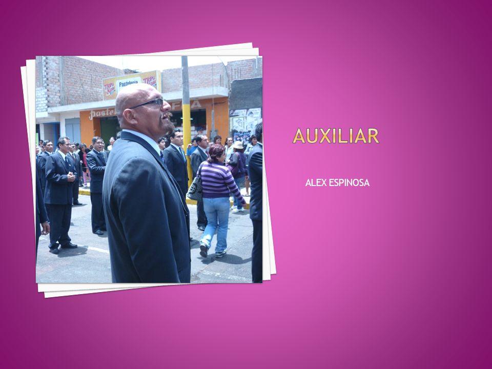 ALEX ESPINOSA
