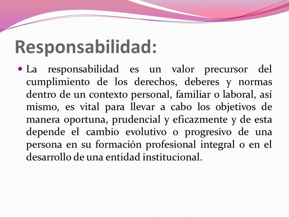 Trabajo en grupo: Este se caracteriza por: La responsabilidad es individual es decir cada quien vela por sí mismo.