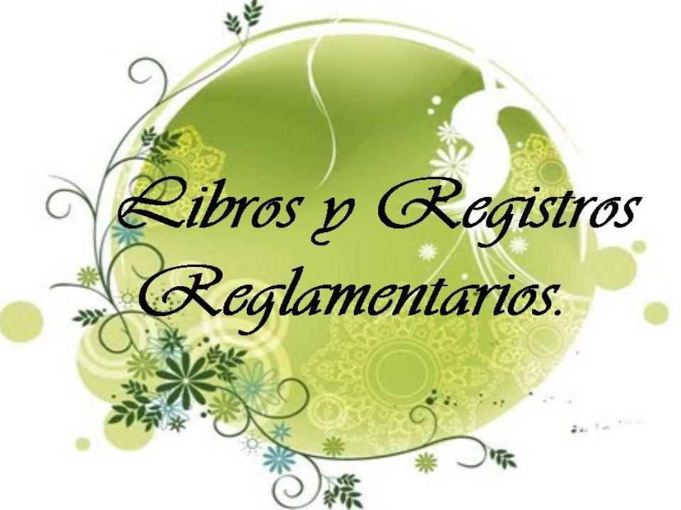Registro de Nivelaciones.