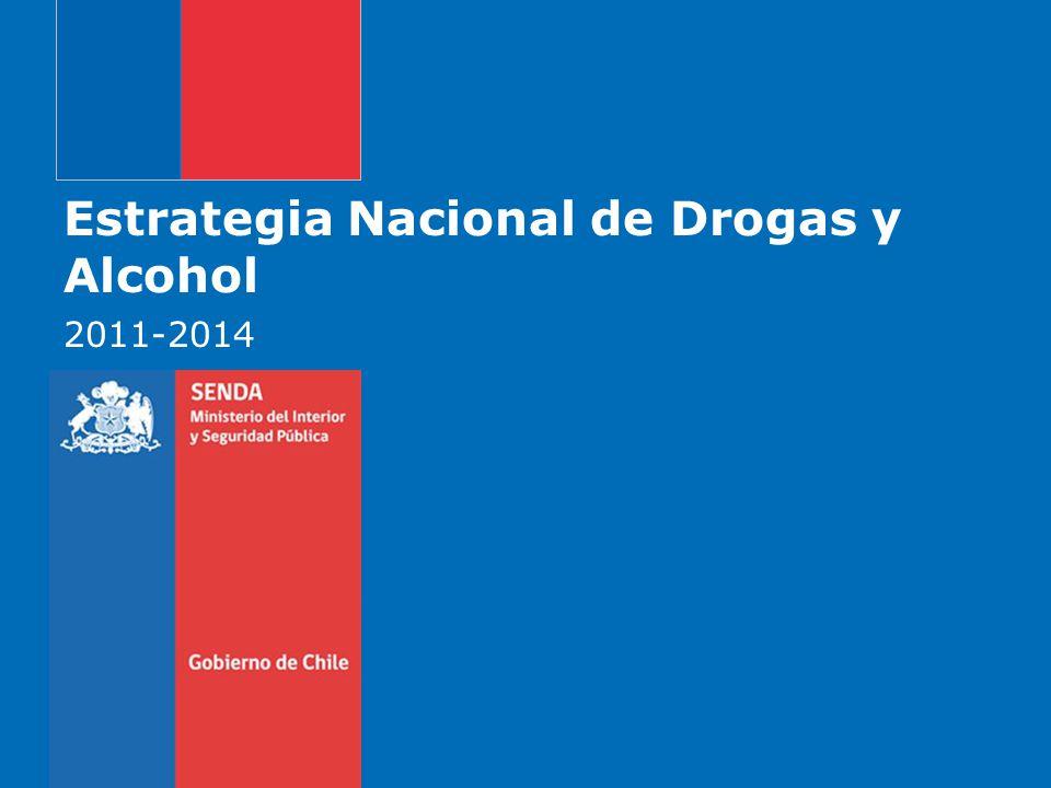 Estrategia Nacional de Drogas y Alcohol 2011-2014
