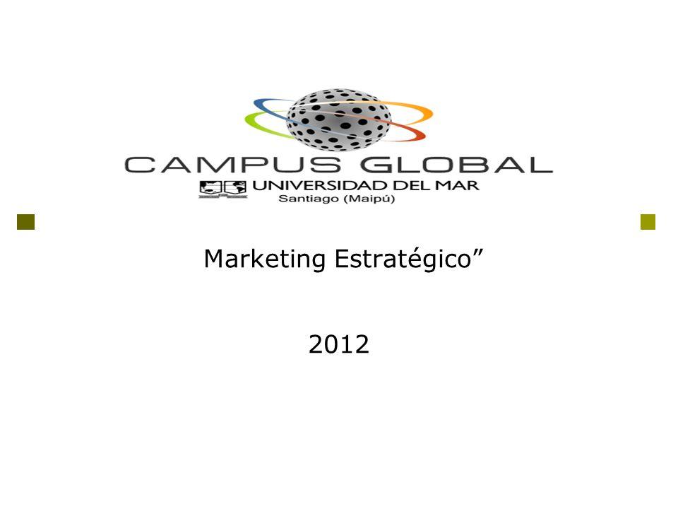 Marketing Estratégico 2012