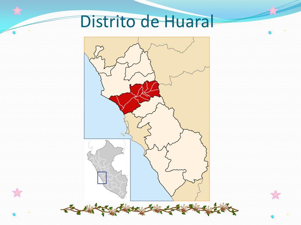 Distrito de Huaral
