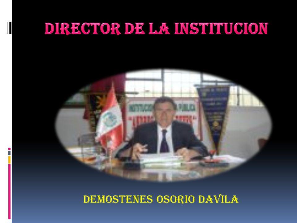 DEMOSTENES OSORIO DAVILA
