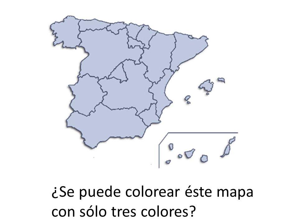 Este mapa está coloreado con cuatro colores.