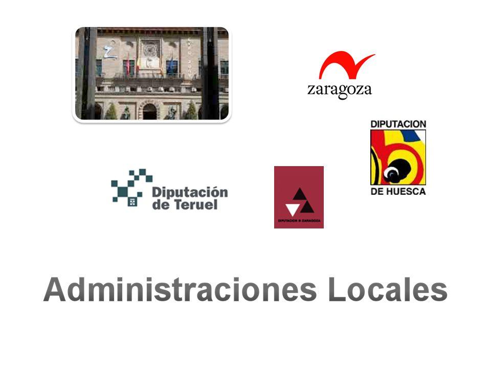 Organización: las Diputaciones provinciales (art.32 LRBRL) Competencias Competencias propias (art.