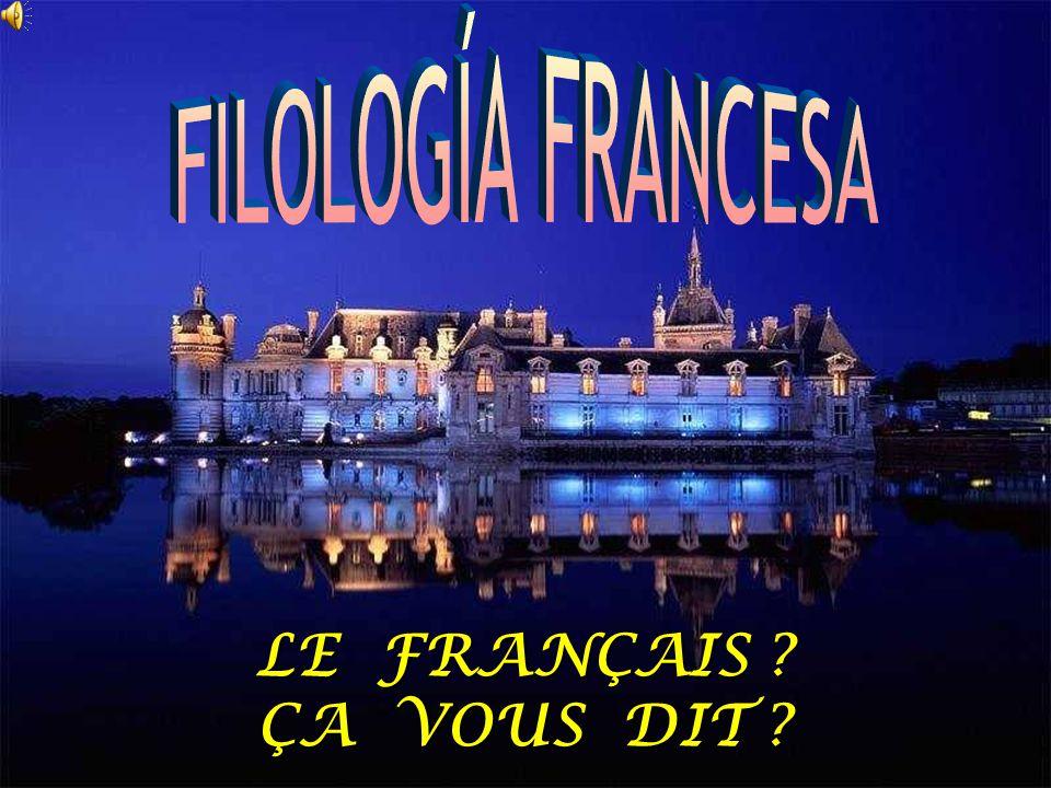 LE FRANÇAIS ÇA VOUS DIT