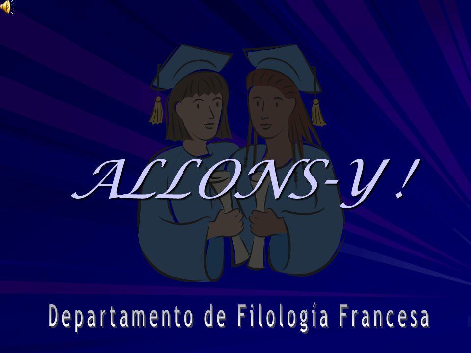 ALLONS-Y !