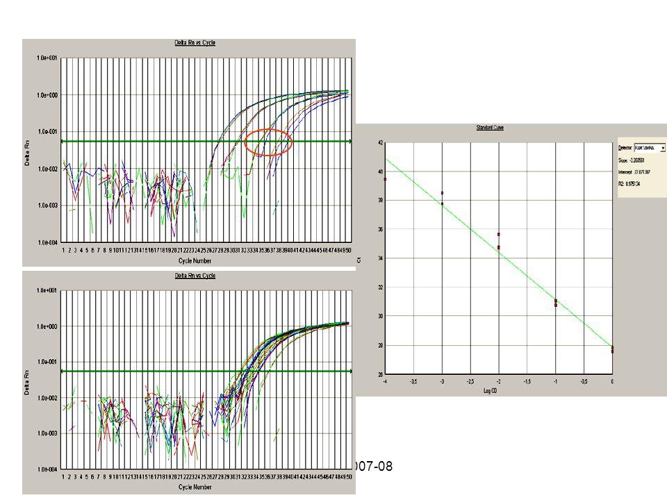 Curso PCR 2007-08