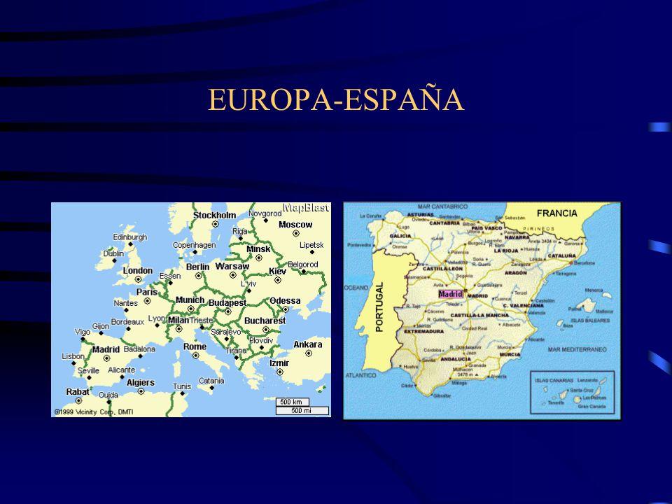 EUROPA-ESPAÑA